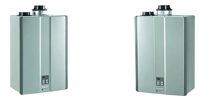 best tankless water heater for 3 bathrooms