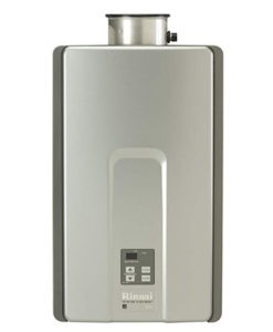 rinnai tankless water heater ruc98i review