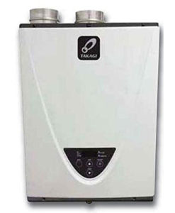 best tankless water heater for 2 bathroom homes