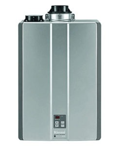 tankless water heater for shower