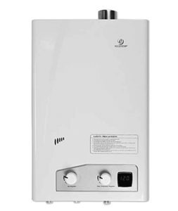 best tankless water heater for an rv