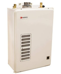 noritz tankless gas water heater