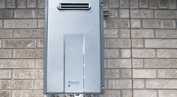 best tankless water heater outdoor