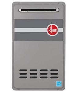best rheem gas water heater