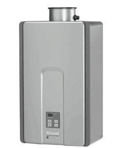 rinnai natural gas tankless water heater