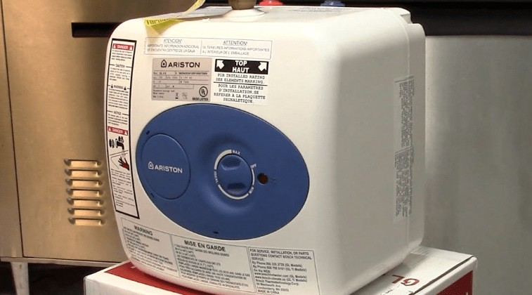 small electric tankless hot water heater