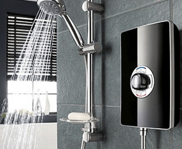electric tankless water heater for shower