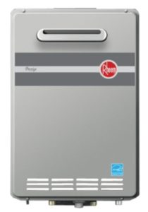 condensing tankless water heater
