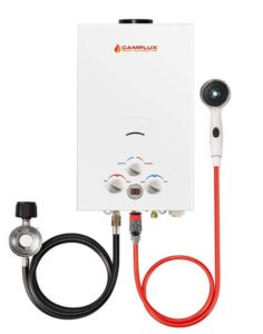 natural gas tankless water heater prices