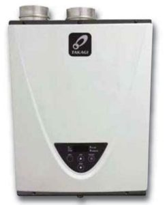 best tankless water heater for family of 6