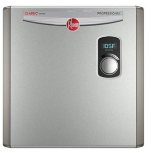 cheap tankless hot water heater