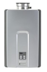 how much is a tankless gas water heater