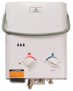 tankless water heater price range
