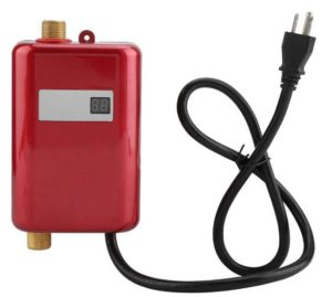 cost of tankless water heater gas
