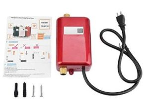 electric hot water heater 110v