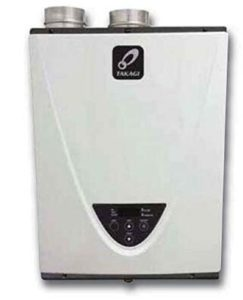 large family tankless water heater
