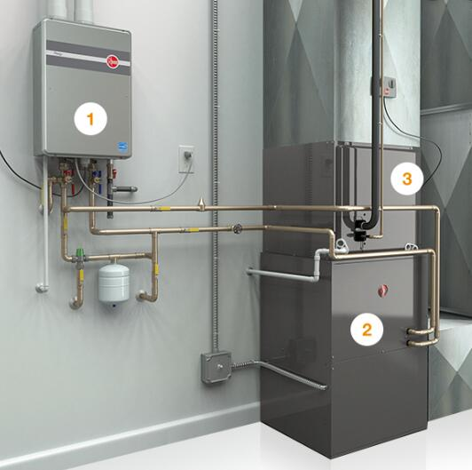 The 5 Best Tankless Water Heater For Family Of 4 Reviews