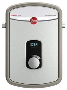super efficient electric water heater