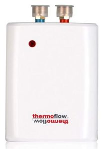 point of use electric tankless water heater for shower