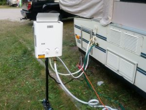110v hot water tank