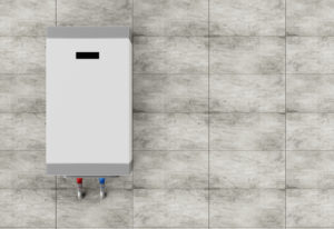 tankless water heater working
