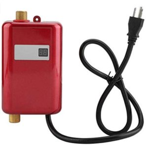 point of use tankless water heater 110v