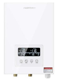 instantaneous electric hot water heater 240v
