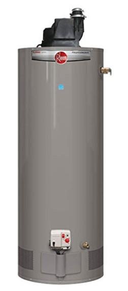best 50 gal rheem tank water heater