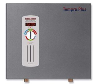 electric tankless water heater 240v