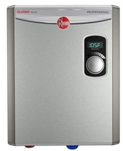 electric on demand hot water heater whole house