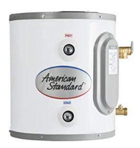 american standard 40 gallon water heater