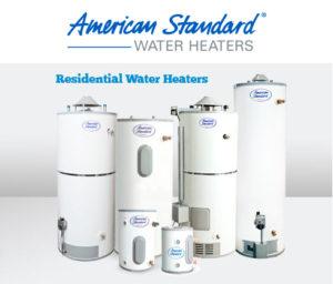 american standard water heater 50 gallon