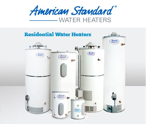 American Standard TCWH180S-AS-NG 180,000 BTU Tankless Natural Gas Ultra Low Nox Condensing Water Heater