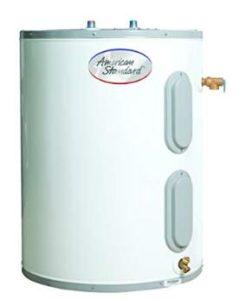 american standard 50 gallon electric water heater