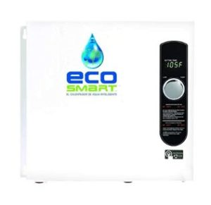 ecosmart 6gpm electric tankless water heater