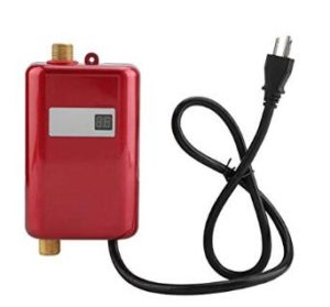 tankless water heater mini