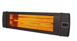 overhead radiant infrared gas patio heaters