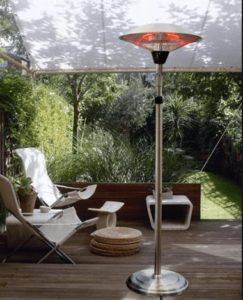 best outdoor electric patio heater