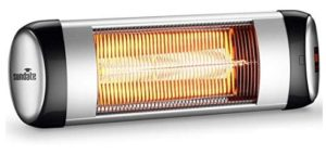 outdoor patio heater electric
