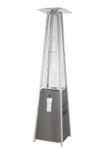 patio heater pyramid shape