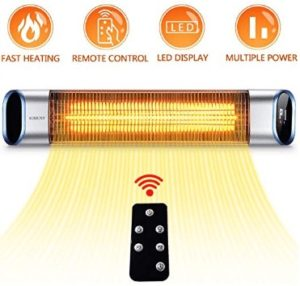 electric infrared patio heaters