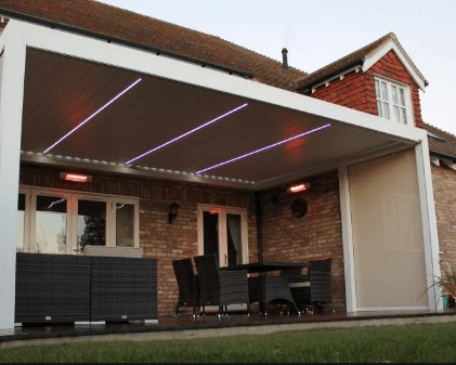 infrared porch and patio heaters