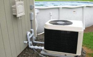 pool water heater electric