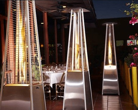 outdoor lp gas patio heater