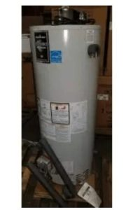 bradford white 40 gallon gas water heater