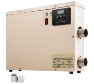 electric swimming pool heaters