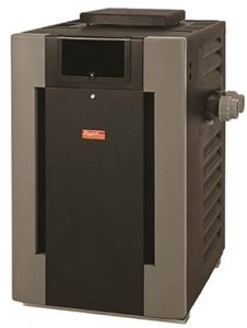 inground pool heaters natural gas