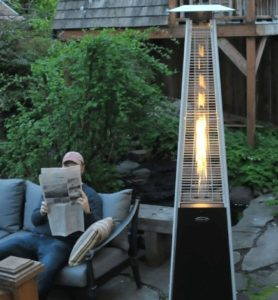 patio gas heater price
