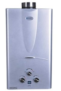 best tankless hot water heater for cold climates