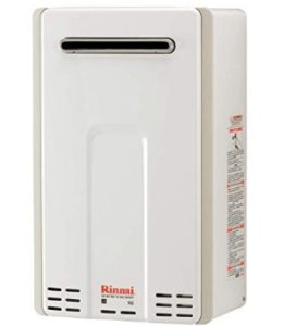 natural gas on demand hot water heater